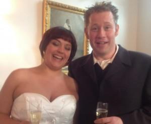 afvallen voor bruiloft trouwen
